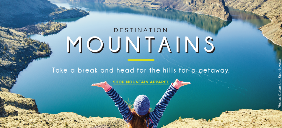 Mountain Destinations