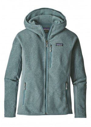 Patagonia Womens Performance Better Sweater Hoody - WinterWomen.com