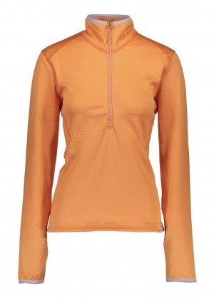 Obermeyer Women's Paola Fleece Pullover - WinterWomen.com