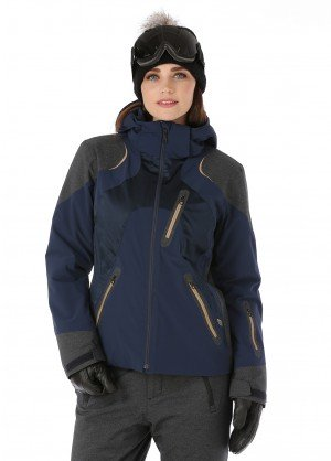 Spyder Womens Labyrynth Jacket - WinterWomen.com